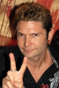 Corey Feldman (Image courtesy Nightscream on Wikipedia via CC BY-SA 3.0)