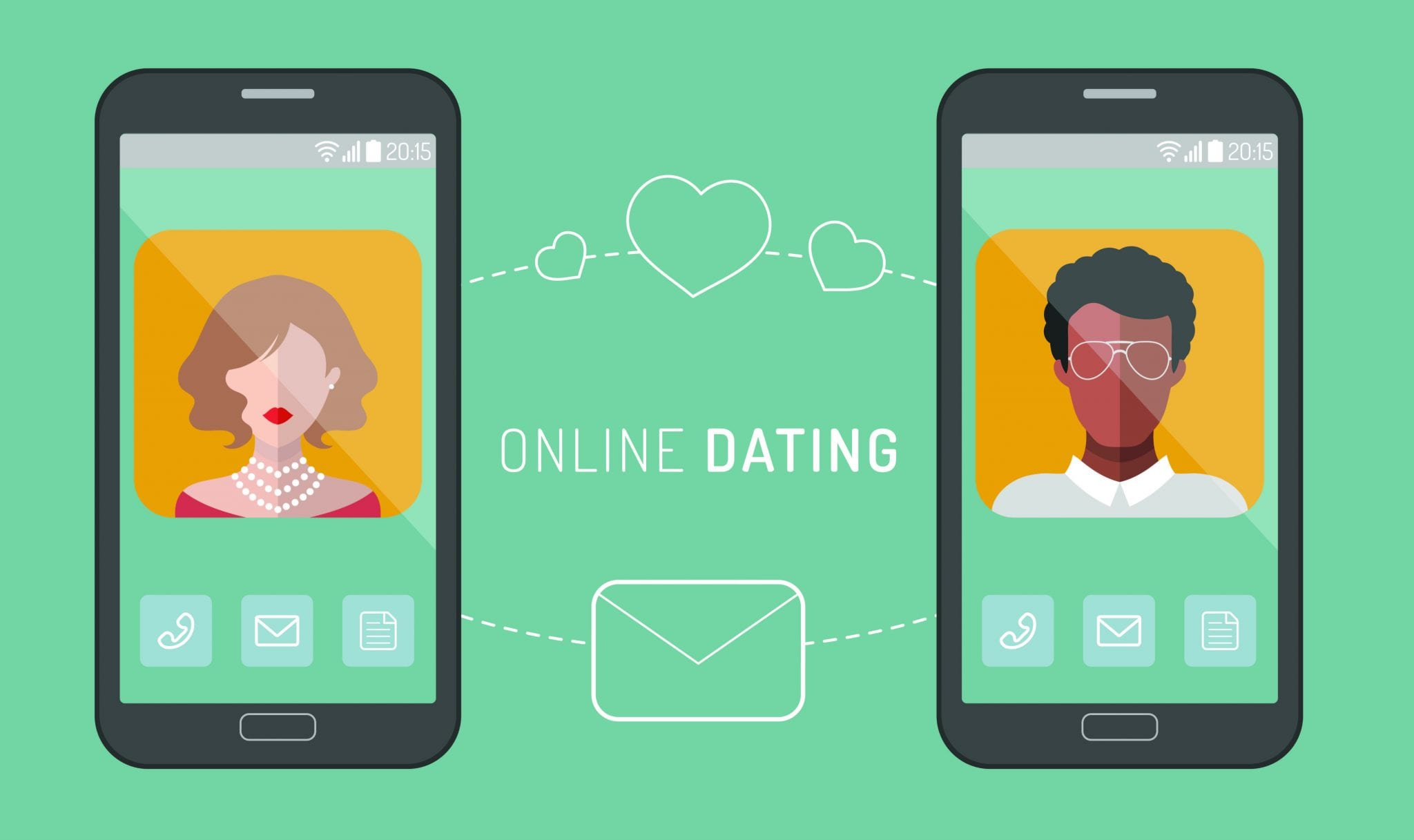Quit online dating in Melbourne