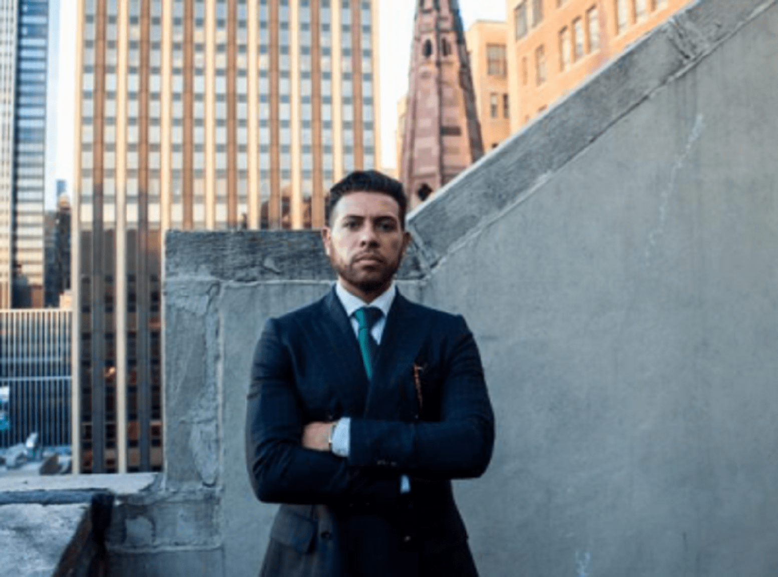 leaders create leaders motivational series by gerard adams gerard adams is a young entrepreneur and millennial branding expert the philanthropist and business executive is best known as co founder of elite daily
