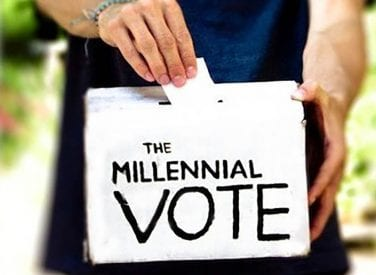 new theory magazine millennial vote