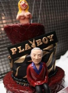 hugh-hefner-birthday-cake