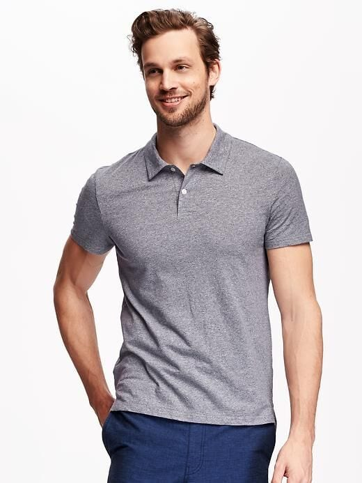 a polo that fits