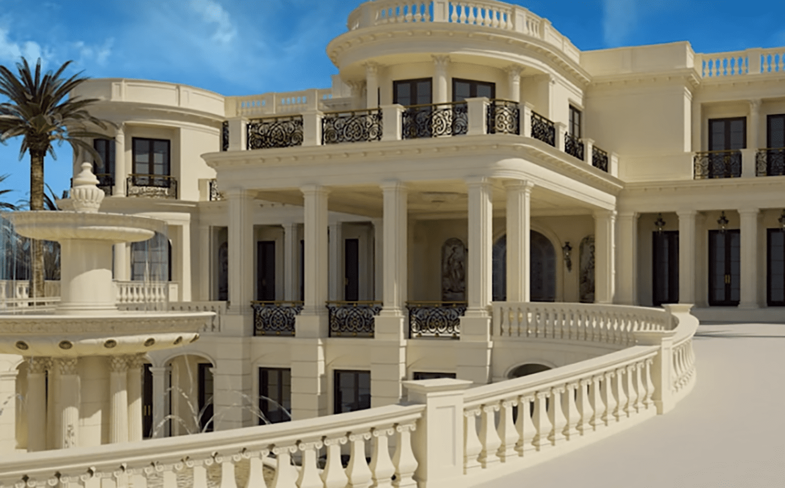 Biggest homes in America: New Theory Magazine