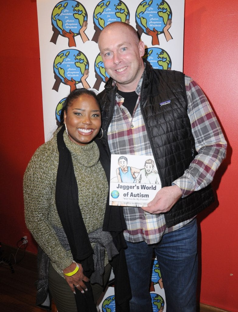 PARK CITY, UT - JANUARY 22: Shar Jackson and Author Dennis Vanasse attend EcoLuxe Lounge Ten Years at Sundance on January 22, 2017 in Park City, Utah. (Photo by Vivien Killilea/Getty Images for EcoLuxe)