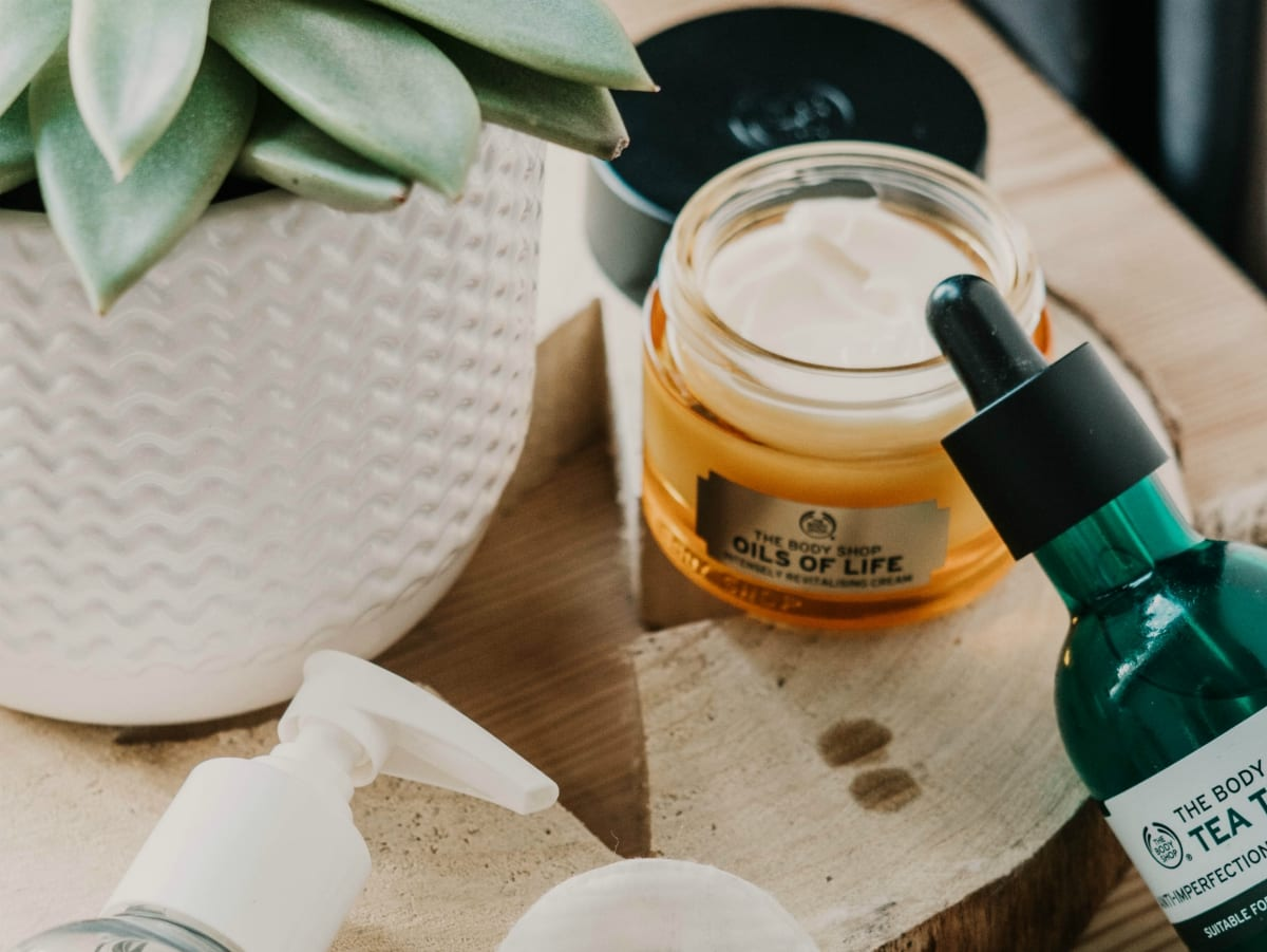 Natural beauty products are eco-friendly and cruelty-free