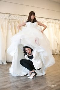 ladeis of lineage premier bridal boutique