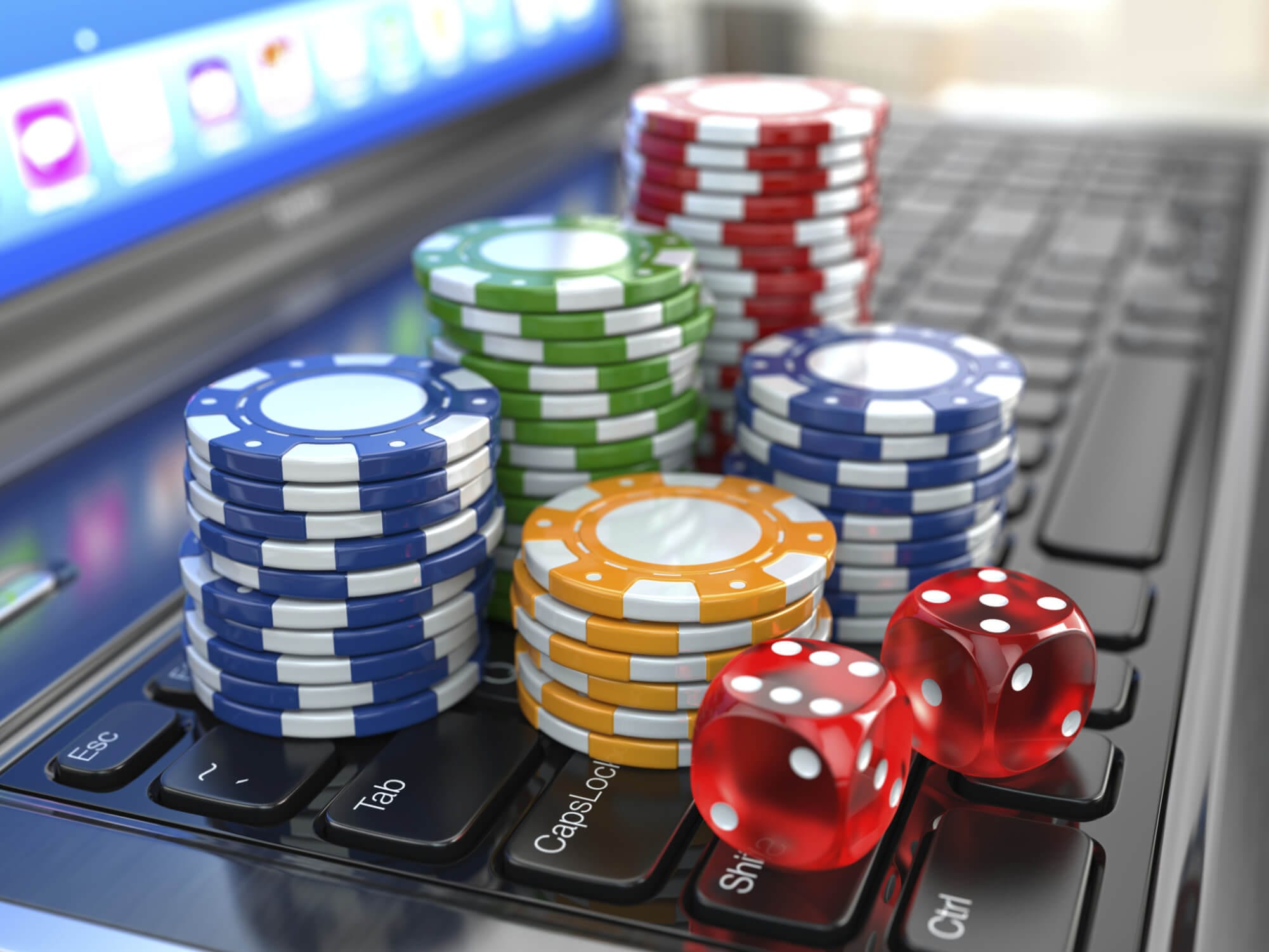 The Future of Online Casino Gaming: Where is the Industry Heading? - New  Theory Magazine
