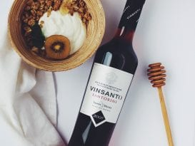 dessert wines for valentine's day ideas