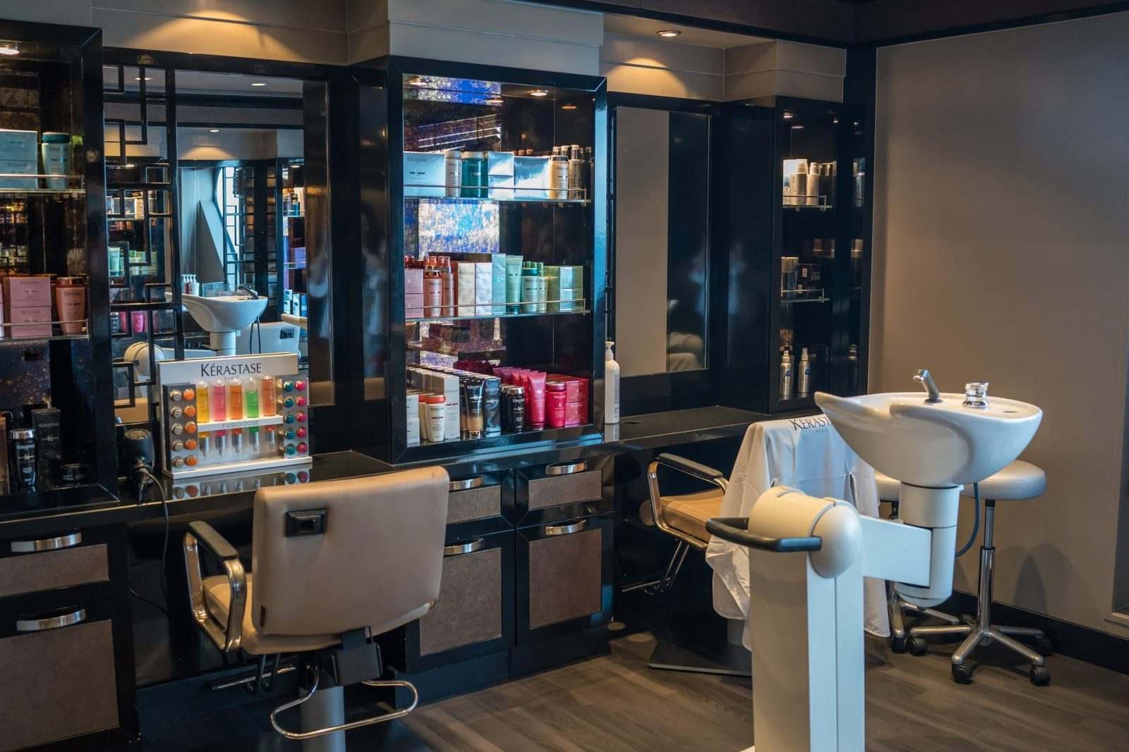 how to revive a struggling beauty salon