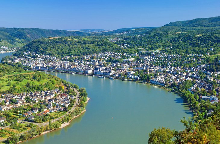 Towns and Cities to Visit During Your Rhine River Holiday