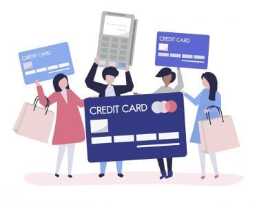 Retail & Ecommerce - Credit Cards
